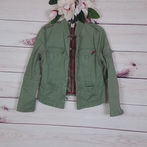 Abercrombie & Fitch | Utility Buttoned Up Jacket